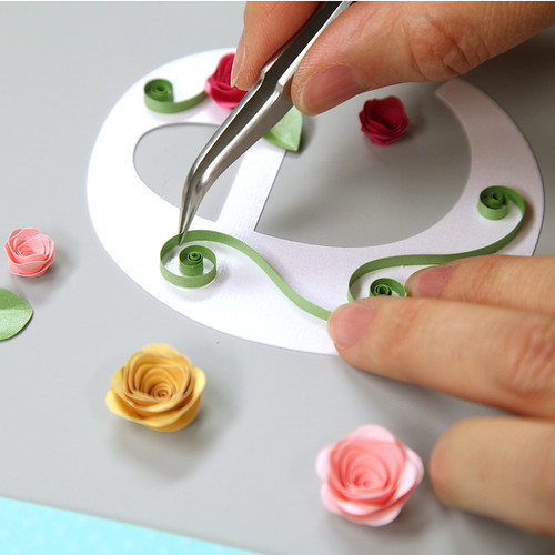 Quilling Lesson