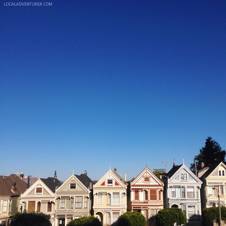 San Francisco (15 Popular Weekend Trips from Los Angeles).