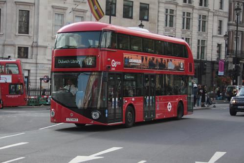 London Central LT443 LTZ1443