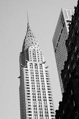 Chrysler Building, Lexington Avenue & 42nd Street, Midtown, Manhattan