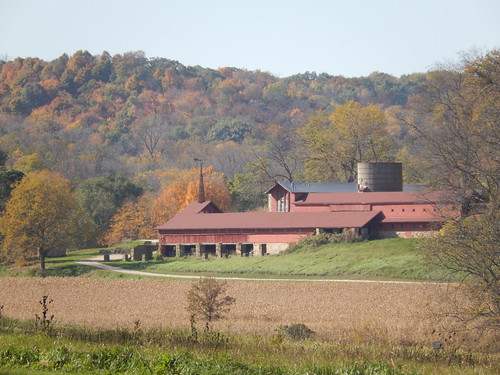 Spring Green - Taliesin farm