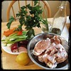 #Homemade #Chicken #Stock #CucinaDelloZio - fresh ingredients