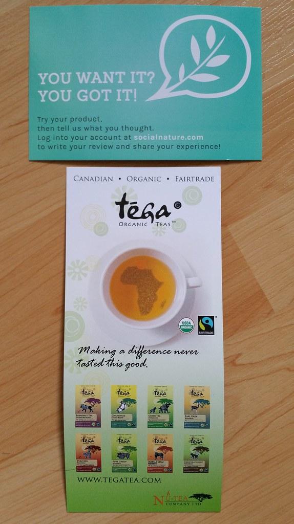 Tega Organic Tea - Lemon Hibiscus Green Rooibos 4