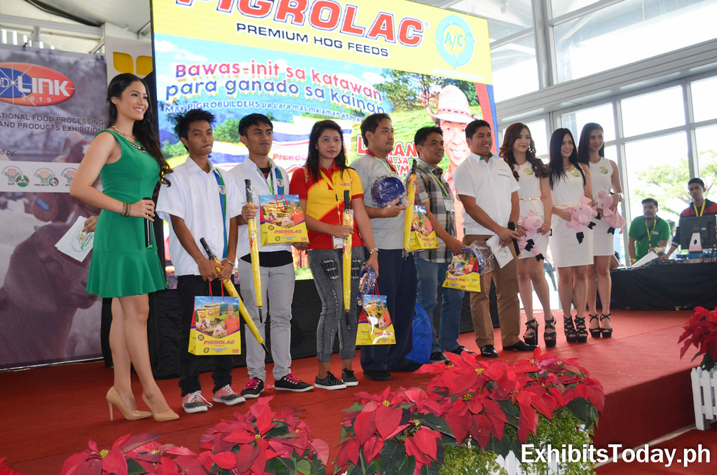 Winners of Pigrolac contest