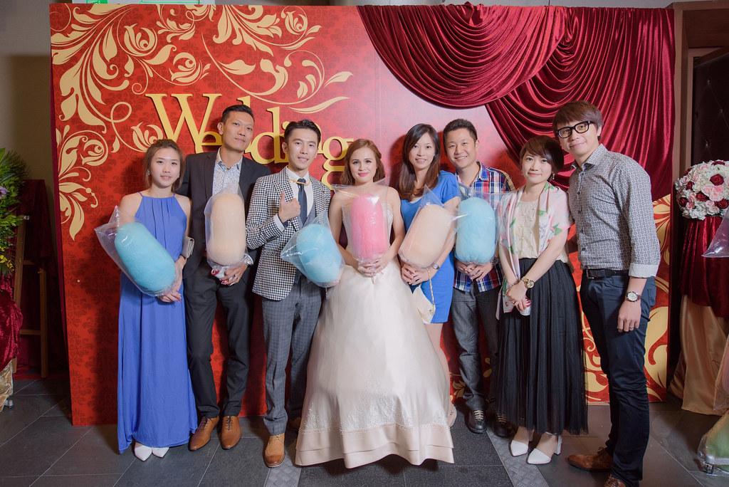 20151004京華城雅悅會館婚禮記錄 (808)