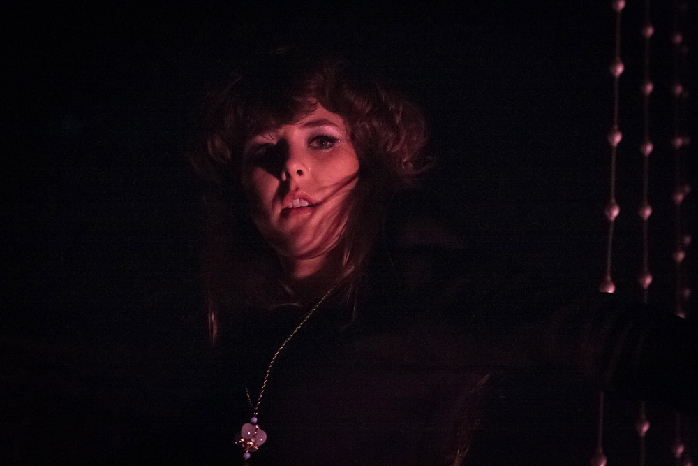 Purity Ring @ Roundhouse, London 29/10/15