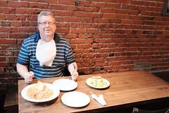 i've been enjoying pasta & salad @Brioche…