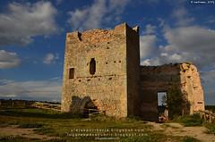Castillo de Calatañazor (Soria, España)