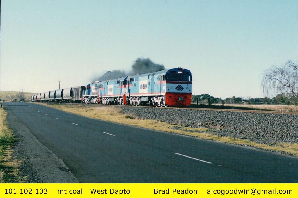 BHP Port Kembla Coalies by alcogoodwin