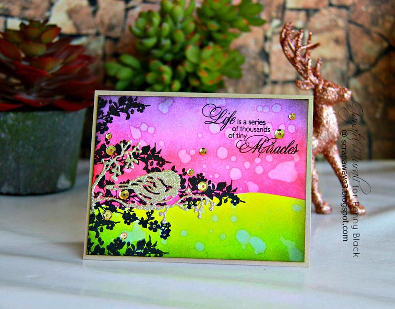 Life miracles card 2
