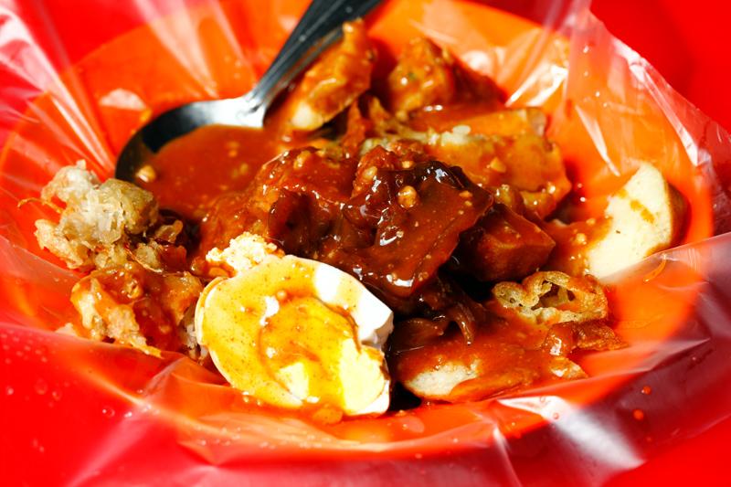 Rojak-Sotong