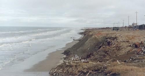 Yamal Peninsula, Kharasavei settlement area