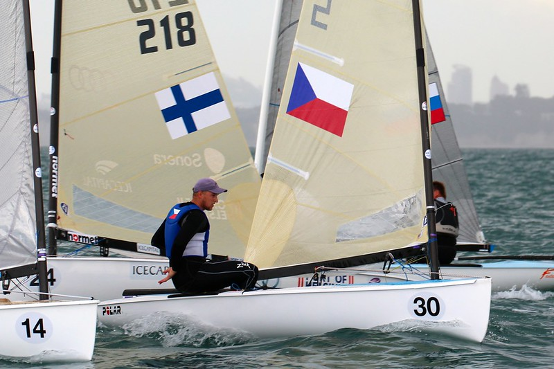 2015 Finn Gold Cup - Day 2