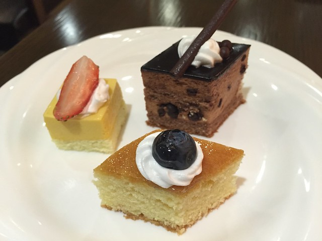 Desserts - Millennium Seoul Hilton