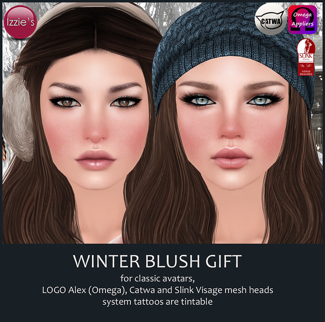 Winter Blush Gift