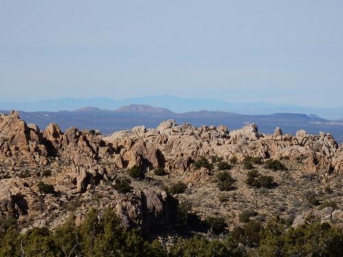 Mojave National Preserve - Teutonia Peak Trail - 2