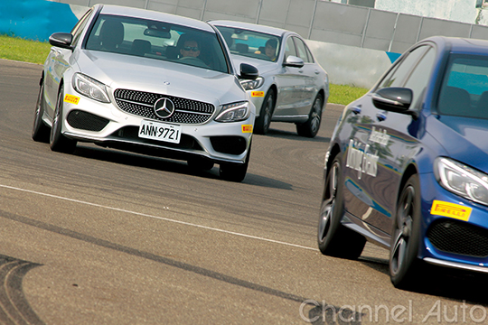 Mercedes-Benz Driving Events 賓士智慧駕馭體驗營-15