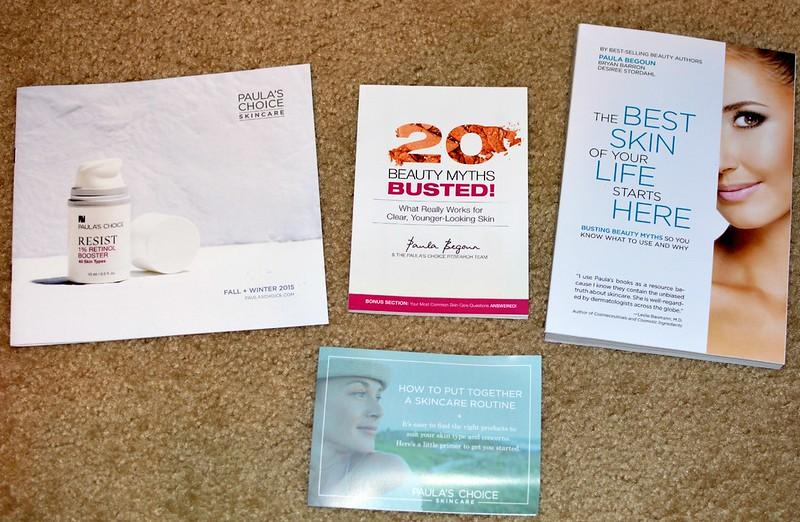 skincare books