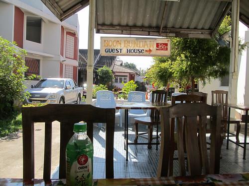 Chiang Rai: notre guesthouse