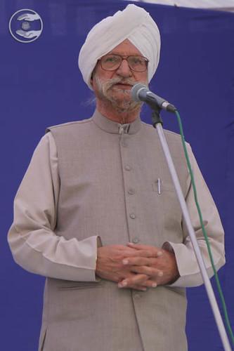 Chairman CPAB SNM, Gobind Singh from Jalahar, Punjab