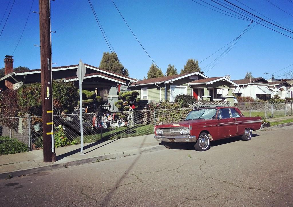 Maxwell Park Alameda County California Tripcarta