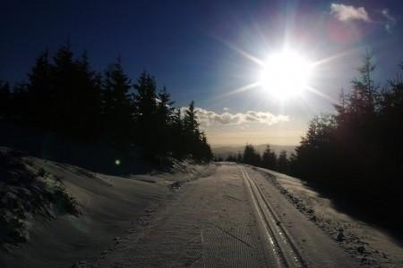 Kam za sněhem na Silvestra?