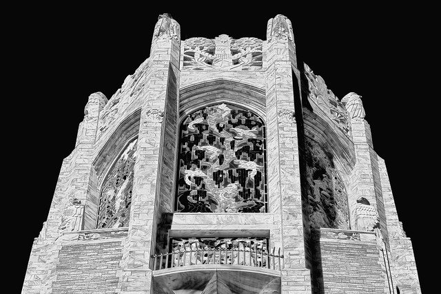 Bok Tower Gardens, 1151 Tower Boulevard, Lake Wales, Florida, U.S.A. / Architect: Milton B Medary / Completed: 1929