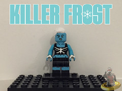 Custom Lego Killer Frost