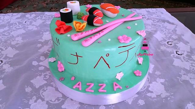 Cake by RedvelvetCakes