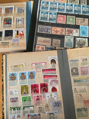 またまた切手の話 久しぶりに切手を購入