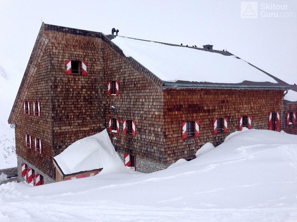 Kürsinger Hütte Venedigergruppe - Hohe Tauern Österreich foto 03