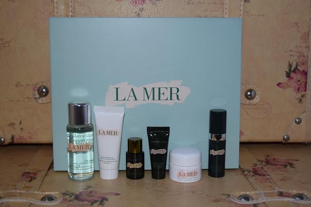 La Mer glossybox contents Feb '17