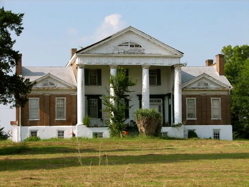 Saunders Hall Goode Mansion