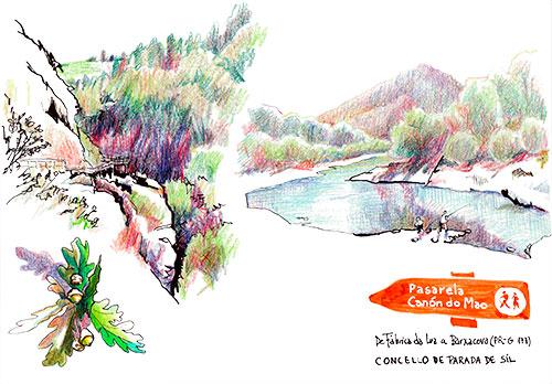 Cañón Rio Mao