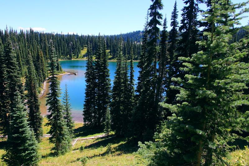 IMG_6185 Clover Lake, Palisades Lakes Trail