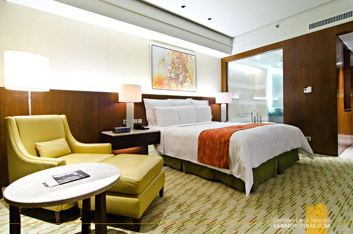 Marriott Manila Deluxe Room