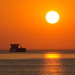 North Shore Trip - August 2015 - MV American Integrity at Sunrise by pmarkham