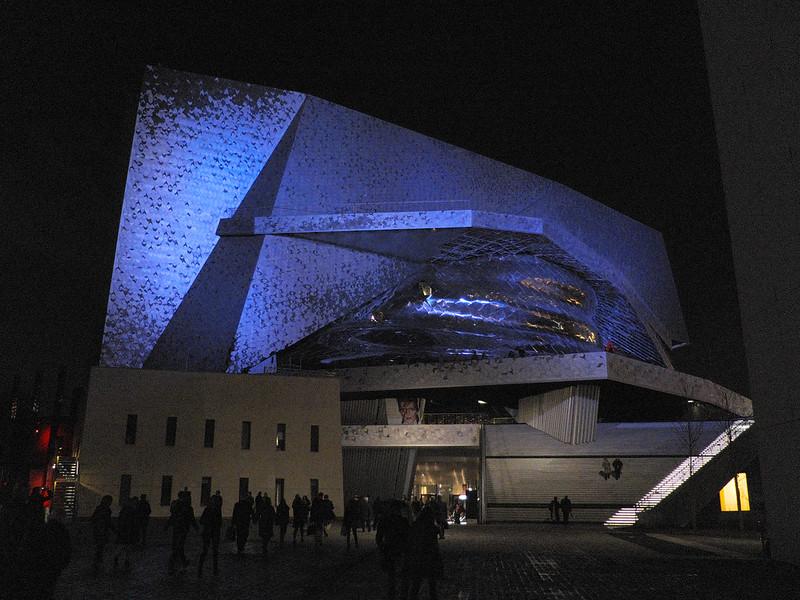 Blue Philharmonie