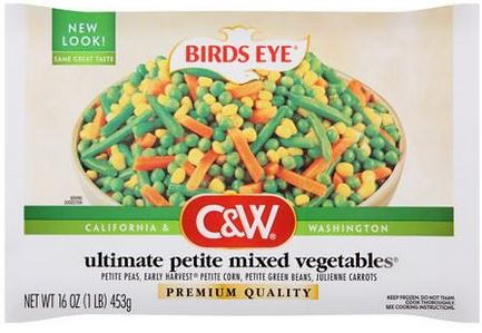 C&W Vegetables Coupon
