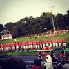 Football season at OHS! #gobigred