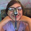 Winner and still world champion spoon on nose balancer