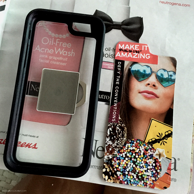 DIY OTTERBOX IPHONE CASE