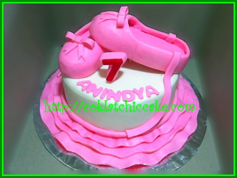 Cake Balet