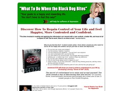 Highly Acclaimed Depression Ebook Converts Strongly!