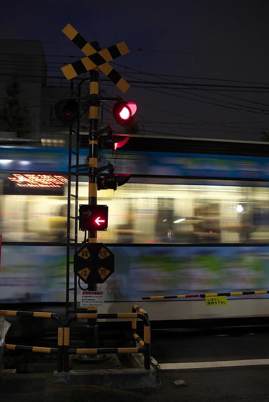 Tokyo Train Story 都電荒川線 2015年10月4日