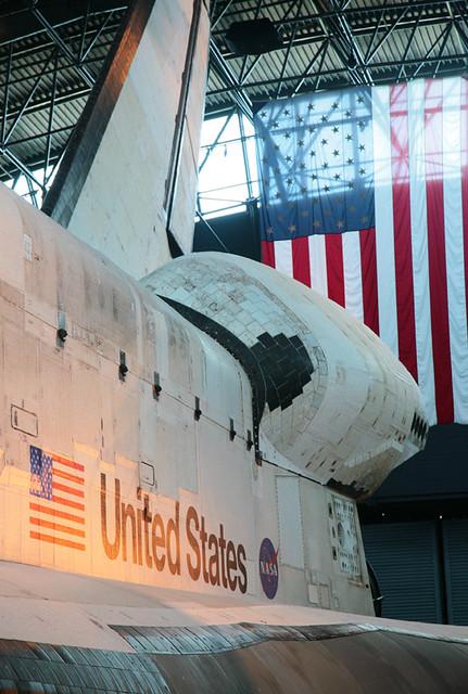 Shuttle Rear