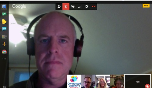Connected Learning TV hangout