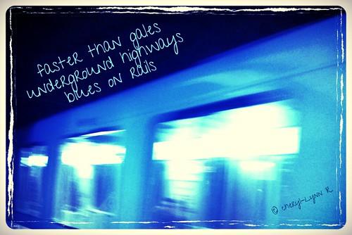 blue metro