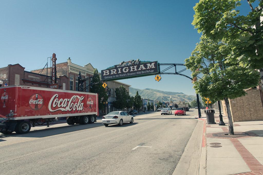Brigham City - Western Utah