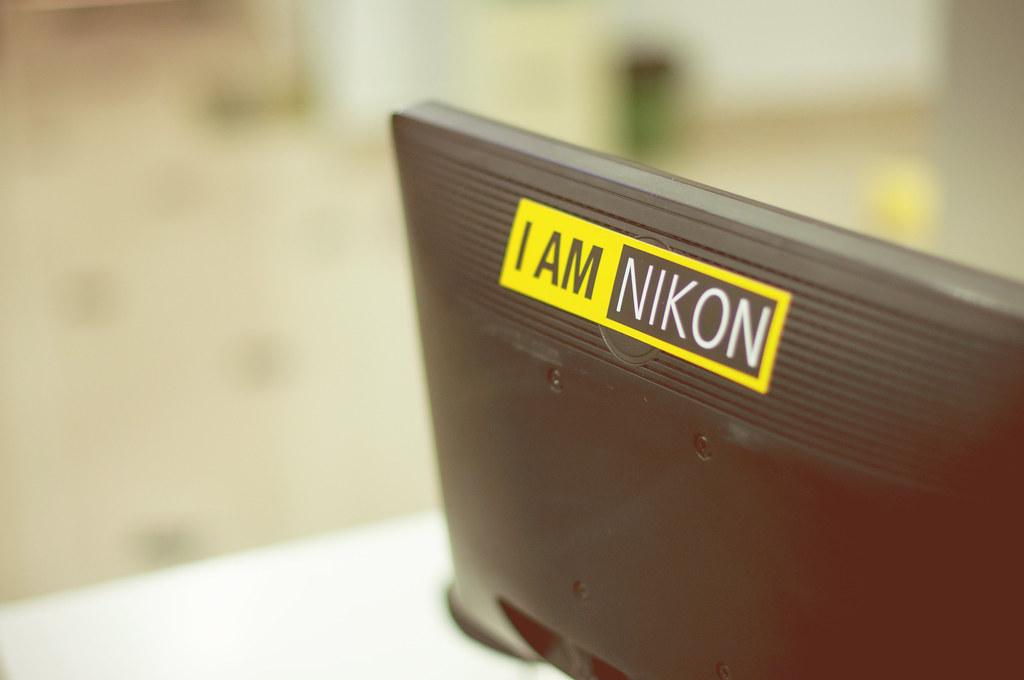 Day 255.365 - I am Nikon